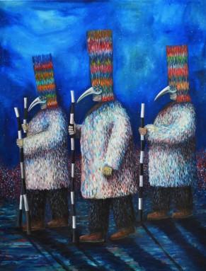 mondfanger-3-huile-sur-toile-200x150-cm-2016