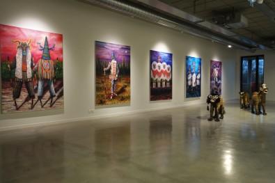 Dromomanie, galerie Net Plus, Cesson-Sevigné, 2017