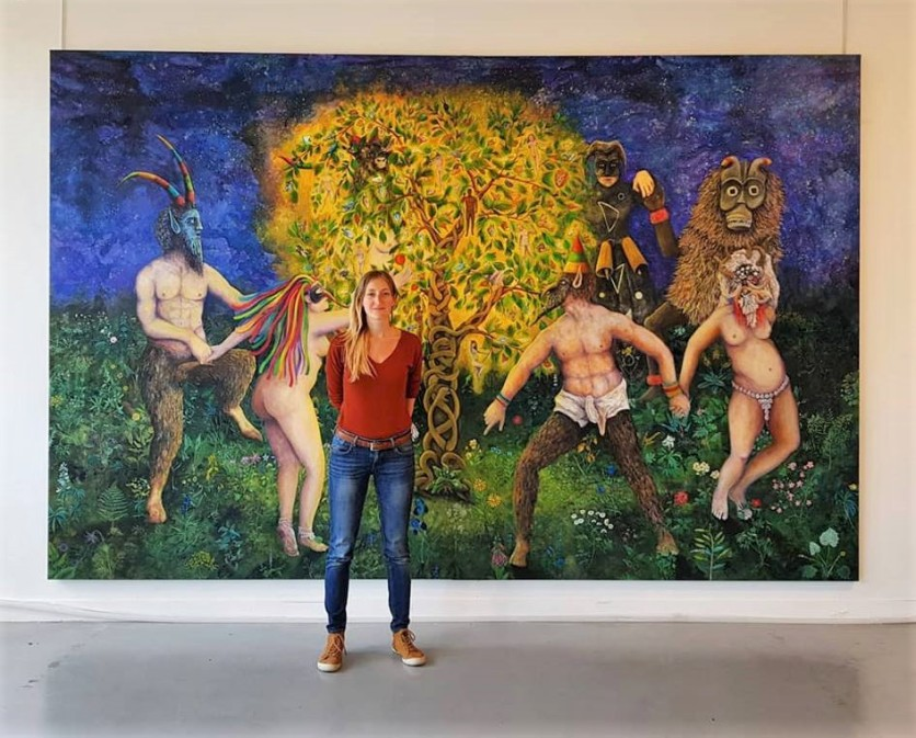 Shellebrity, Galerie Julio Gonzàles, Arcueil, Mai 2018