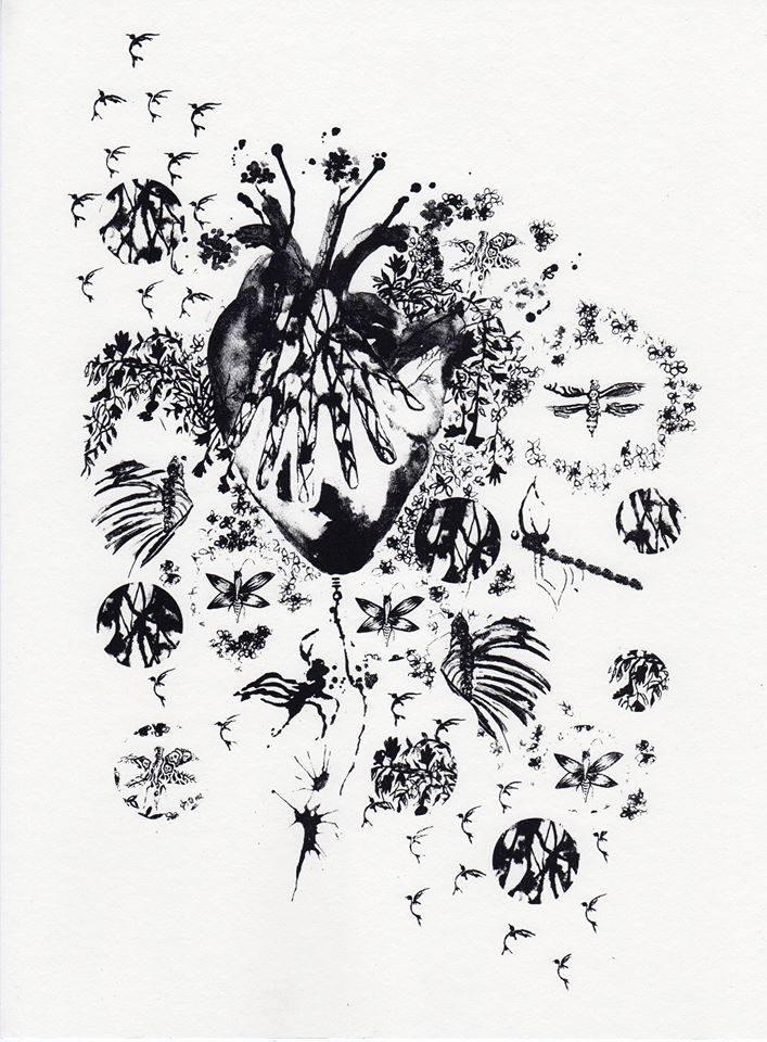 coeur-de-patience-serigraphie-sur-papier-40x30-cm-2016-50-exemplaires-numerotes-et-signees